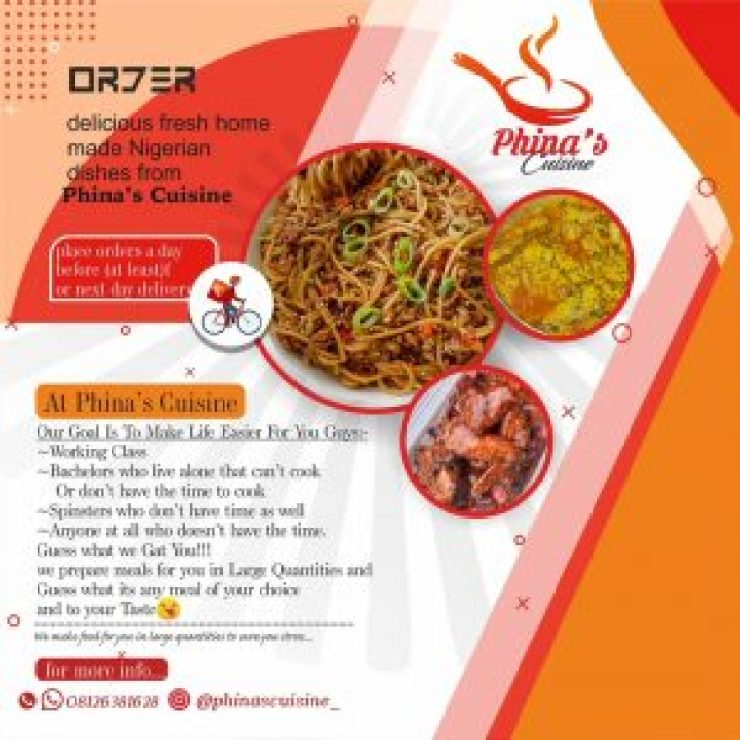Why Dignitaries Patronize Phina Cuisine