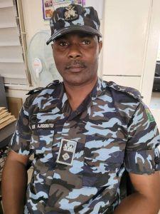 CSP Ajisebutu Is Now Lagos state command spokesperson
