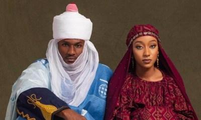 Ex Niger president, Osinbajo, Atiku, govs, others Storm Buhari son's wedding