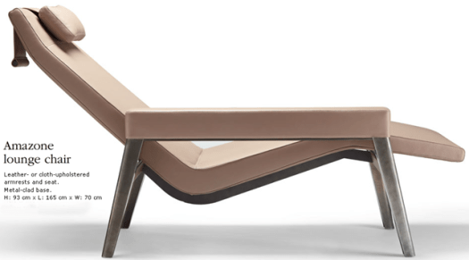 amazone lounge chair