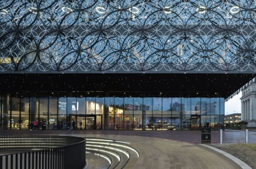 The New Birmingham Library by Mecanoo Architects