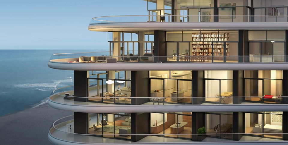 Faena House in Miami by Foster + Partners | Luxury Apartments