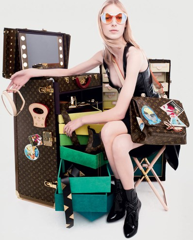 LV Cindy Sherman