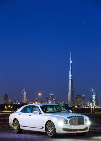 Bentley UAE Mulsanne Majestic-Exterior