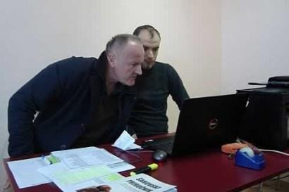 Sudijski par, Zeljko Miljanic i Pavle Orbovic[1]