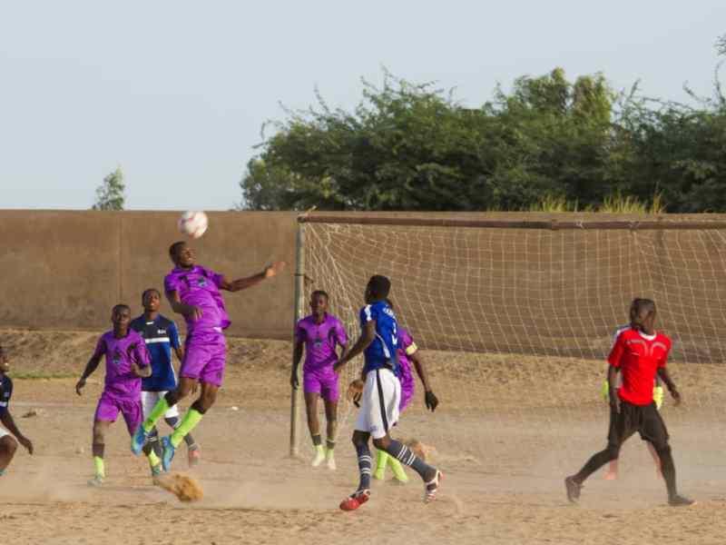 Festival Alkibar de Niafunké, du football pour boucler la boucle