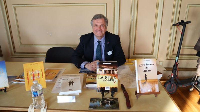 Alain Maufinet, écrivain : «On ne maitrise pas son destin, il s'impose»