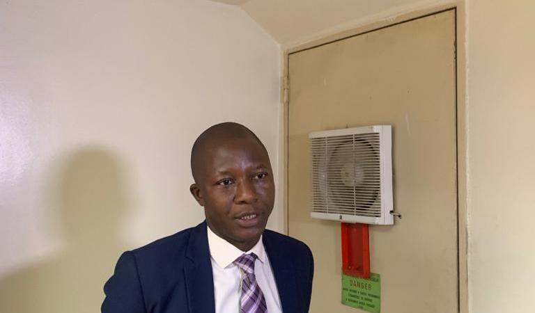 Drissa Traoré : « L'heure n'est pas à la remise en cause de ce rapport »
