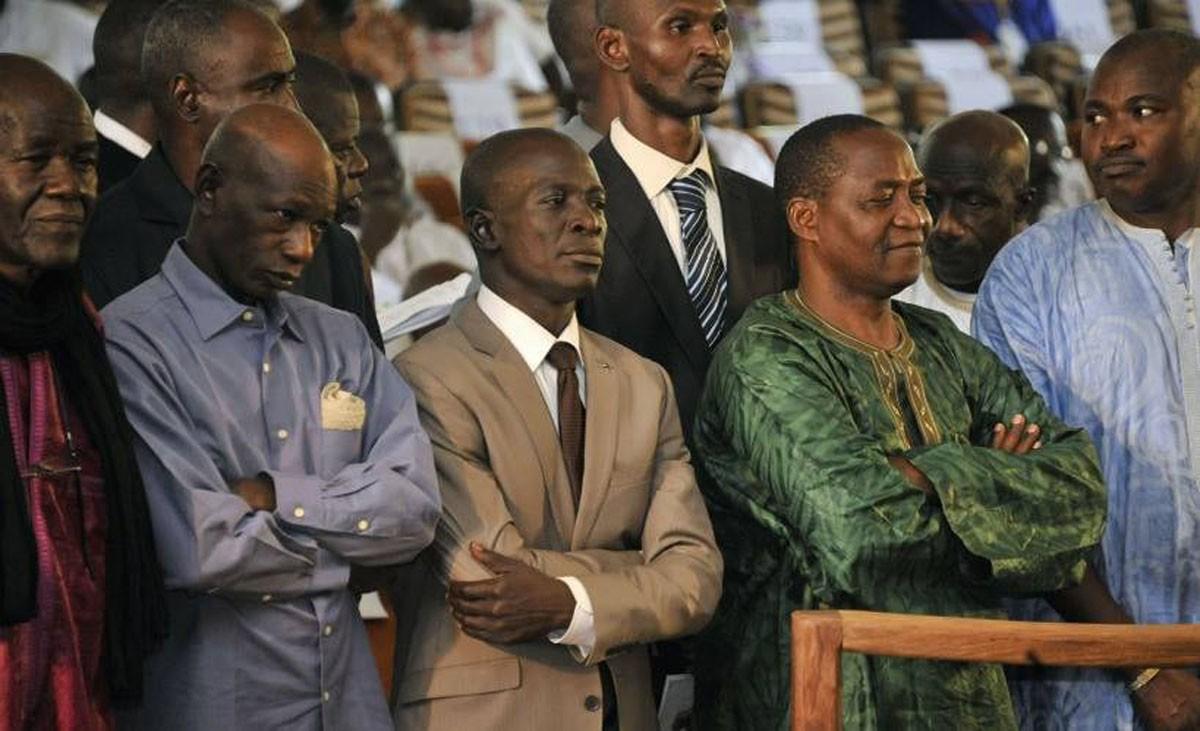 Affaire des bérets rouges : fin des poursuites contre Amadou Aya Sanogo et coaccusés