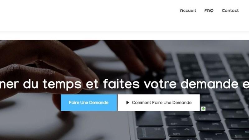 Numérisation des services publics : ctdec.ml, les documents du RAVEC en un clic