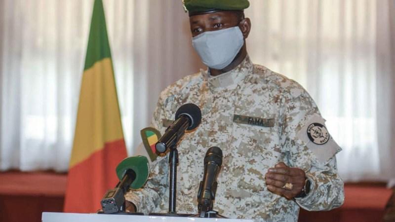 Assimi Goita : « Le Premier ministre qui sera nommé les prochains jours aura à mener de larges consultations »