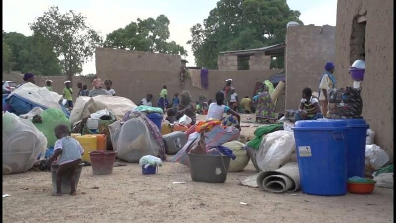 Mali: le nombre de déplacés internes passent de 377 781 personnes à 401736, selon CMP