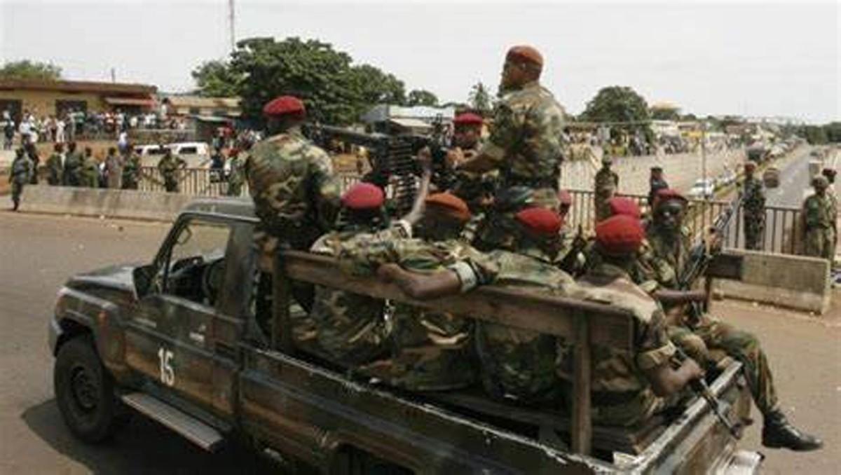 Guinée: après le putsch, plusieurs condamnations de principe