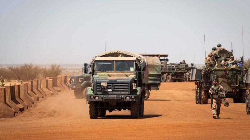 Zone de trois frontières : les opérations de la Force Barkhane se multiplient