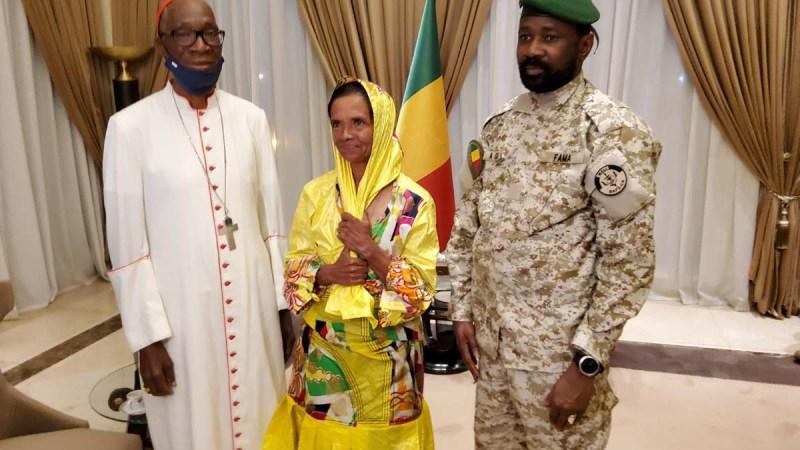 Otages au Mali: après quatre ans de captivité, Sœur Gloria recouvre liberté