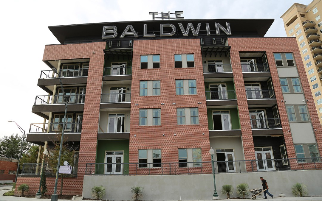 The Baldwin adds 271 apartments to east downtown