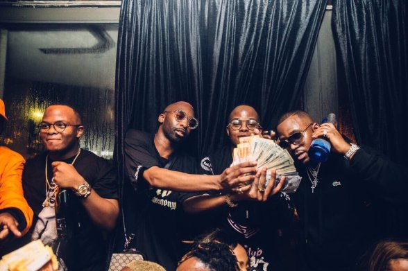 SA Hip Hops Biggest Spenders