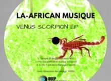 EP: La-African Musique - Venus Scorpion