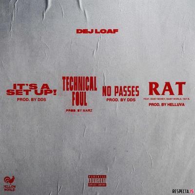 EP: DeJ Loaf - It's A Set Up!