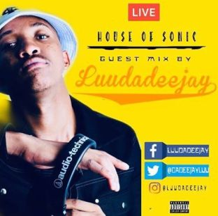 LuuDadeejay - House Of Sonic Live Session Guest Mix