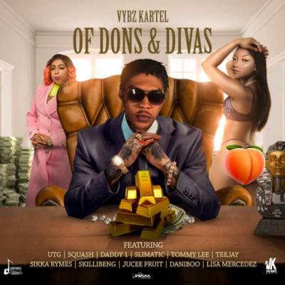 ALBUM: Vybz Kartel - Of Dons & Divas