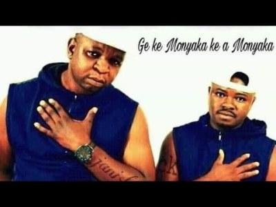 Double Trouble - Ge Kemonyaka Kea Monyaka