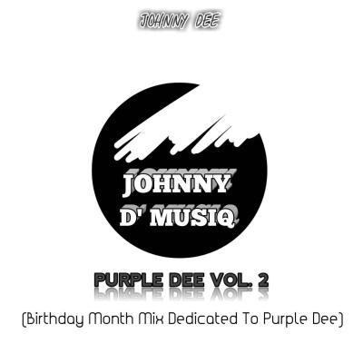 Johnny D'MusiQ - Purple Dee Mix Vol. 2