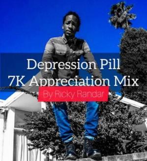 Ricky Randar - Depression Pill (7K Appreciation Mix)
