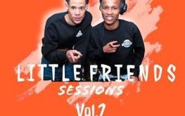 The Squad, Gerrard & Gernie - Little Friends Sessions Vol 02