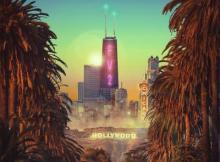 "Rockie Fresh & Casey Veggies ft HitBoy - ""Miss My Dawgs (Long Live Nip)"""