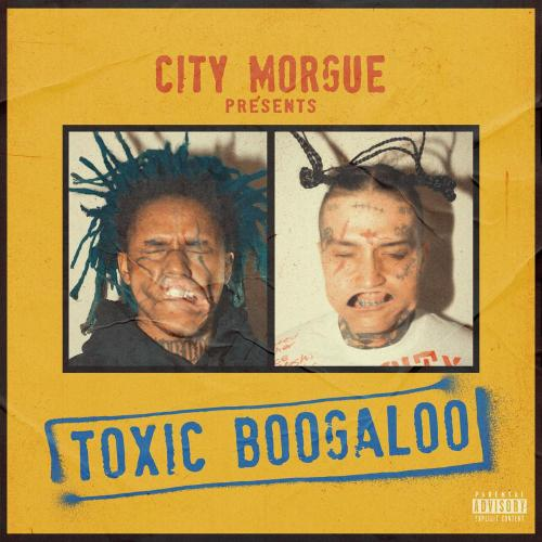 ALBUM: City Morgue - TOXIC BOOGALOO