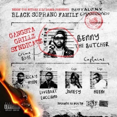 Black Soprano Family ft Heem & Jonesy - In Love With The Streets