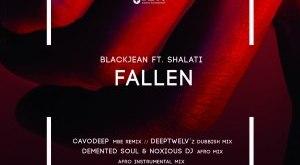 BlackJean ft Shalati - Fallen (Original Mix)