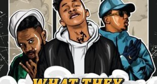 Jermaine Eagle ft Emtee & Mosankie - What They Told Me