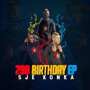 Sje Konka - Back DooR (Original Mix)