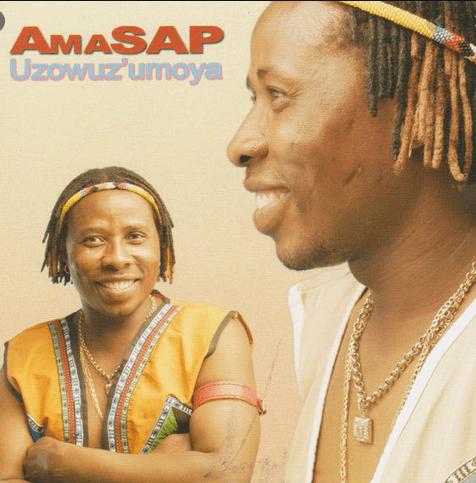 Album: Amasap - Uzowuzw'umoya