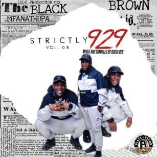 Busta 929 - Strictly 929 Vol. 08 Mix (Mfanathupa)