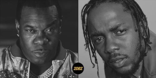 Busta Rhymes ft Kendrick Lamar - Look Over Your Shoulders