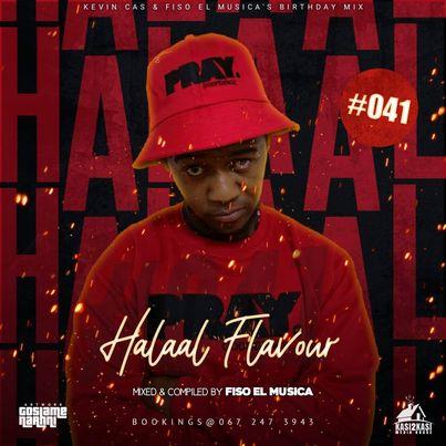 Fiso El Musica - Halaal Flavour #41 Mix