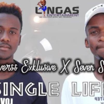 Loverss Exklusive & Seven Step - Single Life (Ke Single)