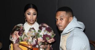 Nicki Minaj & Kenneth Petty Welcome First Child