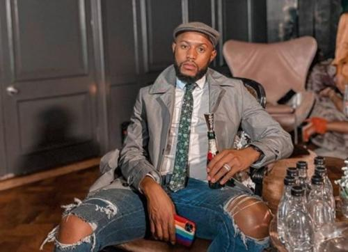 Checkout Mohale's 1million followers celebration