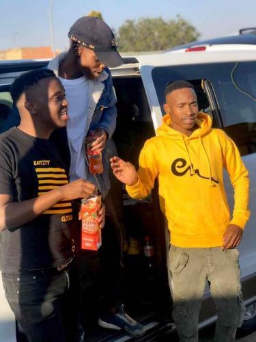 Entity MusiQ, Thuske SA & DJ Jaivane - Tag Team