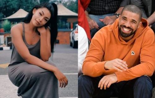 Lol!! Rouge set to go broke for a Drake feature