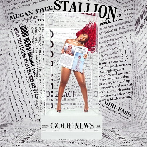 Megan Thee Stallion Releases Album Project 'Good News'