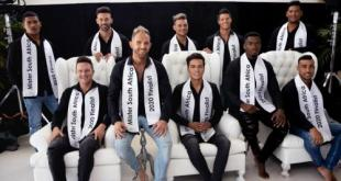 Mzansi Unhappy By Mr SA Finalists