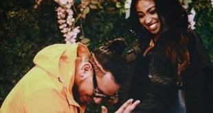 Photo: AKA and girlfriend all loved up in new picture