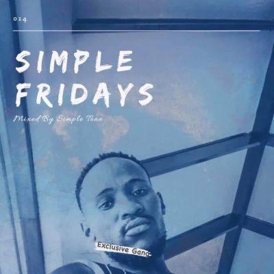Simple Tone - Simple Fridays Vol. 014