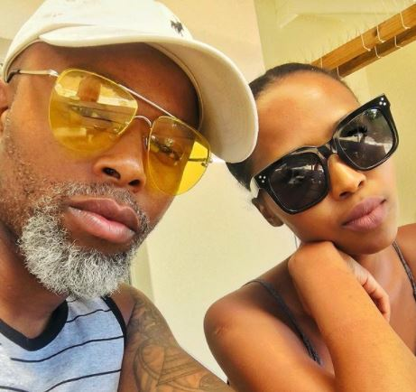 Thapelo Mokoena and wife celebrate 8 years marriage anniversary