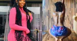 Watch: Bontle Modiselle waist on to Wizkid's 'Joro challenge'